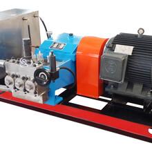 计算机控制试压泵数控试压泵河北电动试压泵阀门测压泵图片
