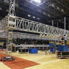 兴发铝业:工业铝型材之舞台桁架铝型材铝合金脚手架