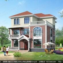 农村三层复式楼别墅设计图纸_三层别墅图纸设计_农村别墅设计图纸
