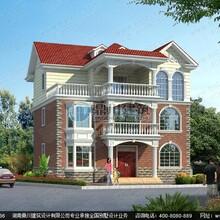 农村房屋设计_新农村三层小别墅设计图纸-三层别墅设计效果图
