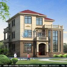 复式别墅设计_复式三层别墅设计效果图