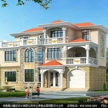 三层复式别墅设计_复式三层带露台别墅设计全套图纸