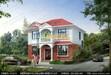 新农村实用二层小别墅设计效果图