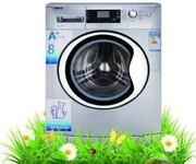 郑州海尔洗衣机维修电话图片