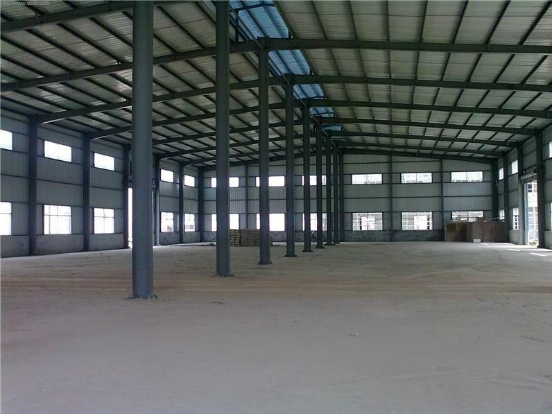 钢结构厂房在夏天如何通风降温图片