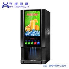 上海可乐机厂家碳酸饮料机器价格青苹果味可乐机鲜橙味双头可乐机