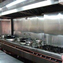 上海奉賢廚房設備餐館廚房設備預算報價