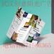 彩页印刷画册宣传册广告彩印A4A5单页三折页设计制作