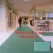 塑胶地板现场出现的问题与施工工艺和辅材息息相关