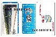 卡通普通撲克牌定制安全消防漫畫宣傳定做禮品廣告撲克高檔定制