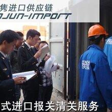 纺织助剂进口报关流程手续-宁波博裕进口报关公司