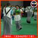 趣味運動會器材幼兒園親子活動道具袋鼠跳拓展訓練道具袋鼠運瓜