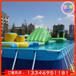 2020新款室外大型支架水池水上游樂場設備兒童充氣游泳池水上樂園