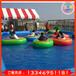 戶外充氣水池兒童充氣手搖船電動船池公園廣場充氣游泳池水上樂園
