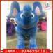 河南万之利新款儿童毛绒动物电瓶车广场公园游乐设施毛绒电瓶车碰碰车