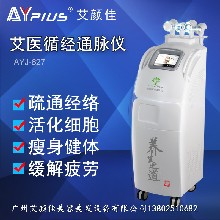 艾医循经通脉仪AYJ-627疏通经络淋巴排毒养生之道健康养生管理专家美容院养生仪器图片