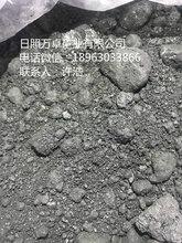 宁夏增碳剂厂用中高硫海绵焦进口商图片