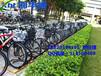 海口自行车停车架/自行车停车架工程
