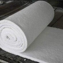 高温设备用硅酸铝隔热保温毡图片