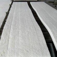 钢铁厂耐高温用硅酸铝针刺毯图片