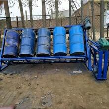 200升化工桶清洗机铁桶洗桶机上下左右清洗机一出六油桶清洗机图片