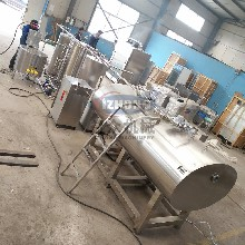 牦牛奶生产线小型乳品生产线设备