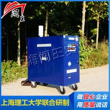闯王移动蒸汽洗车机发动机内饰蒸汽清洗机高压燃气洗车机
