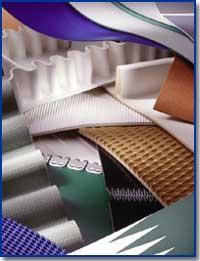 专营代理批发各类进口工业皮带(橡胶/聚氨酯)输送带,传动带