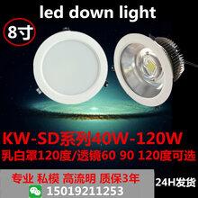 吸顶LED机场灯100W图片