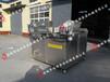 乐山锅巴油炸机,小型燃气肉饼油炸机