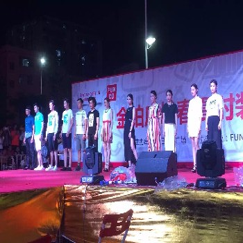 廣州白云區均禾清湖南街六一匯演晚會設備出租音響燈光、舞臺