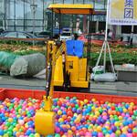 国产儿童挖掘机品牌排行榜儿童广场游乐挖掘机