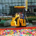 大型游乐儿童挖掘机儿童挖机游乐设施
