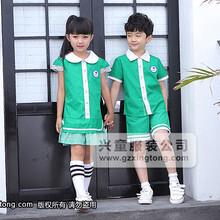 2016幼儿园夏季校服最新款式定做兴童园服xt162303#ab