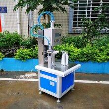 pvcpet圓筒自動粘底機廠家直銷UV圓筒封底機圖片