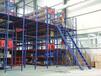 赣州仓储货架,阁楼货架,赣州横梁货架,重型货架。
