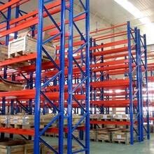 仓库货架配件厂家托盘式货架定做友诚货架厂家制作