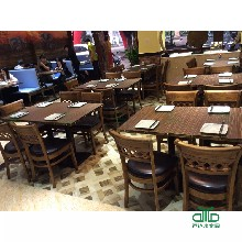 批发餐厅家具茶餐厅板式餐桌西餐厅餐桌欢迎来图定制