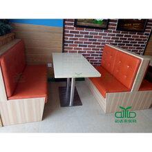 供应各种现代主题餐厅使用的大理石餐桌人造石餐桌YDL-DXCZ04