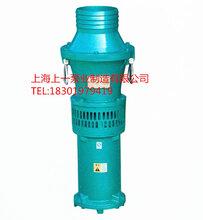 上海上一QSP喷泉泵潜水泵深井泵图片
