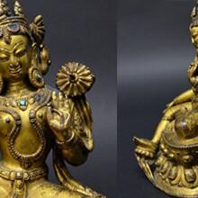 四川广安家里面传下来的铜佛佛像能值多少钱