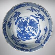 重庆江北明清时期的青花瓷能值多少钱