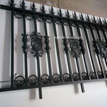 铝合金栅栏庭院护栏价格铝合金庭院围栏别墅栏杆图片