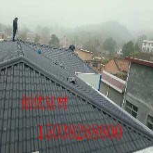 郑州市屋面合成树脂瓦规格生产设备