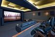 成都家庭影院、电影院、隔音私人影吧声学装修设计方案