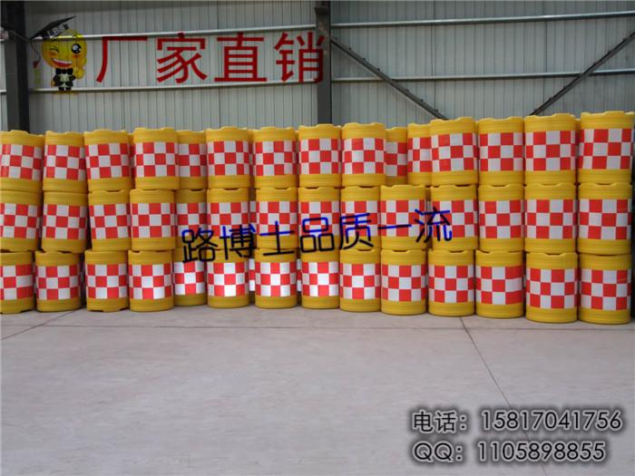 安全沙桶防撞桶广州路博士生产各种防撞桶现货足质量优