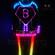 LED光纤发光连体服