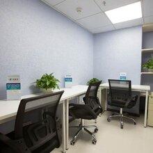 福田小面积新装修办公室,租办公送注册地址图片