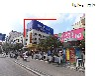 中山路桂林汽车客运总站国泰饭店楼顶三面翻
