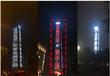 惠阳第一高楼诚杰壹中心外墙
